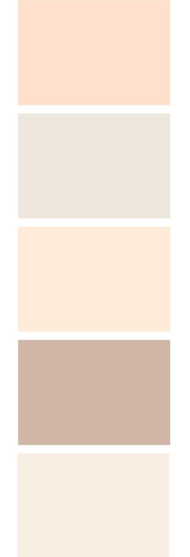 peinture pastel et nude : les couleurs tendance dans la déco