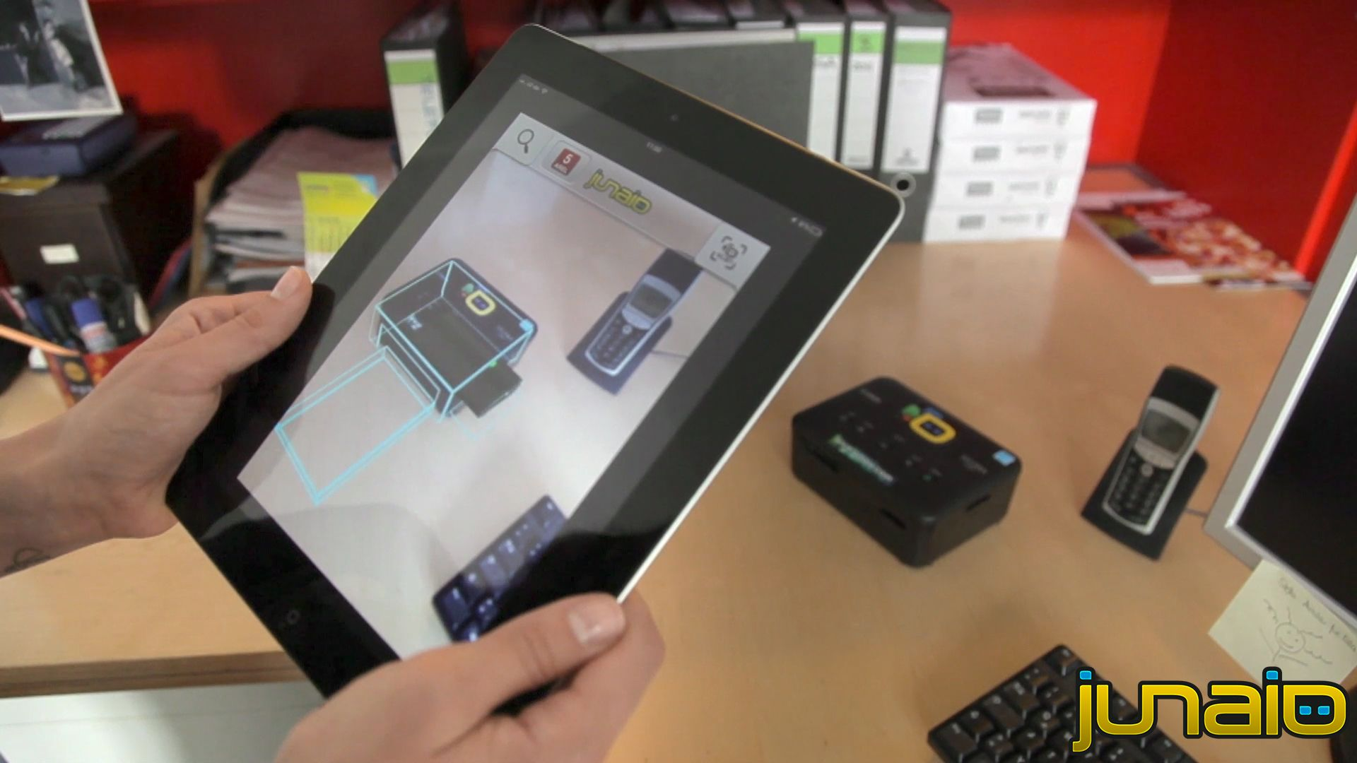 Augmented Reality Gives You Additional Contents On Top Of