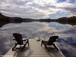muskoka chair and dock photos - Google Search
