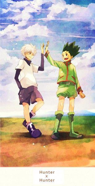 انمي القناص قون و كيلوا Hunter Anime Anime Images Hunter Page