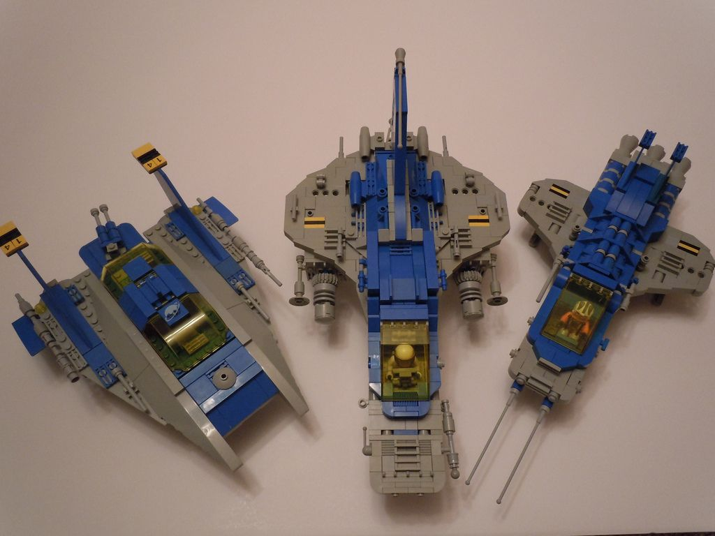 /by OUdaveguy98 #flickr #LEGO #neo #classic #space