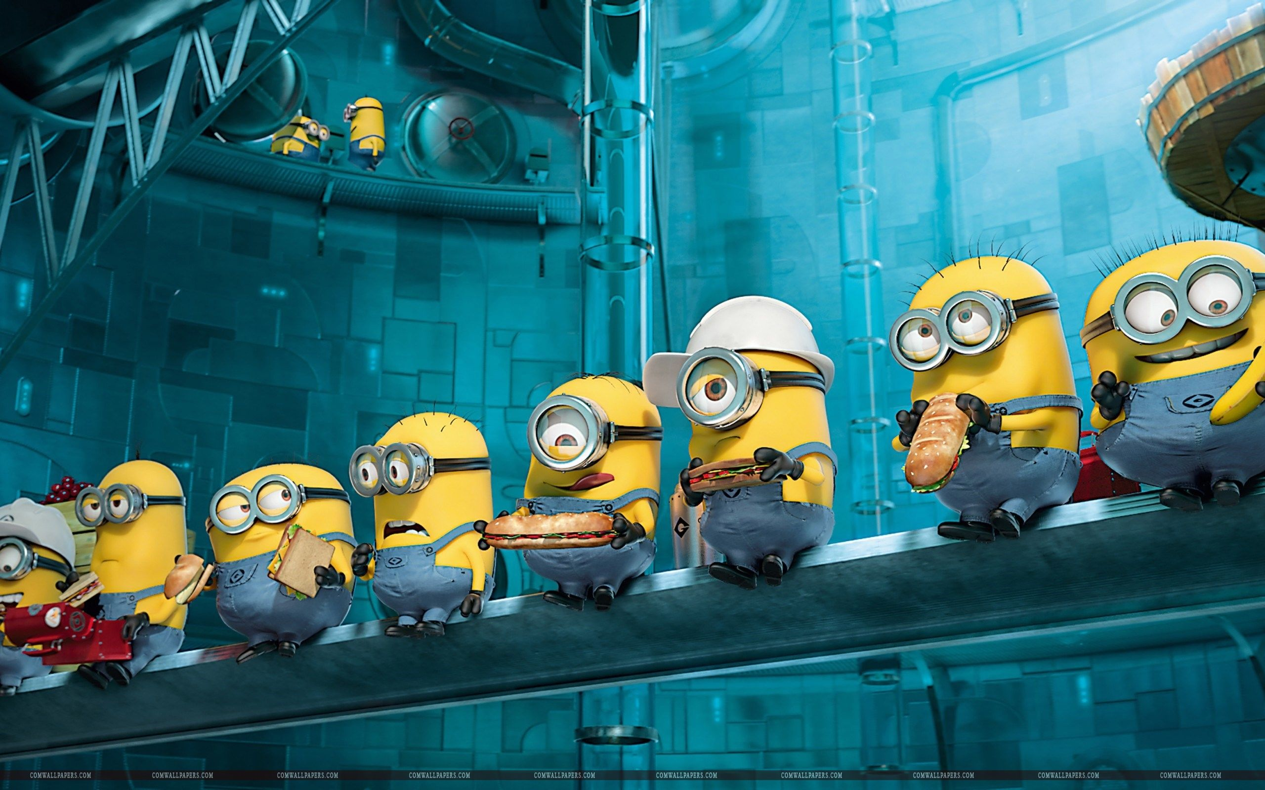 despicable me-2 minions wallpaper | animated cartoon hd wallpapers