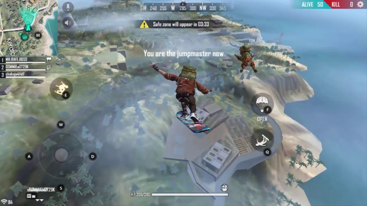 Free fire squad vs squad - Garena #FreeFire GamePlay in 2020 | Fire,  Gameplay, Squad