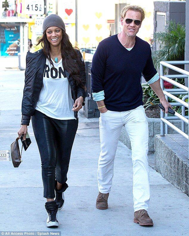 Tyra Banks Reveals Son York Is Giving Her Sleepless Nights Tyra Banks Tyra Celebrity Families