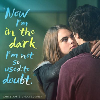 Paper Towns Movie is adapted from the novel by John Green, starring Cara Delevingne and Nat Wolff. Watch it now on Digital HD or Blu-ray.