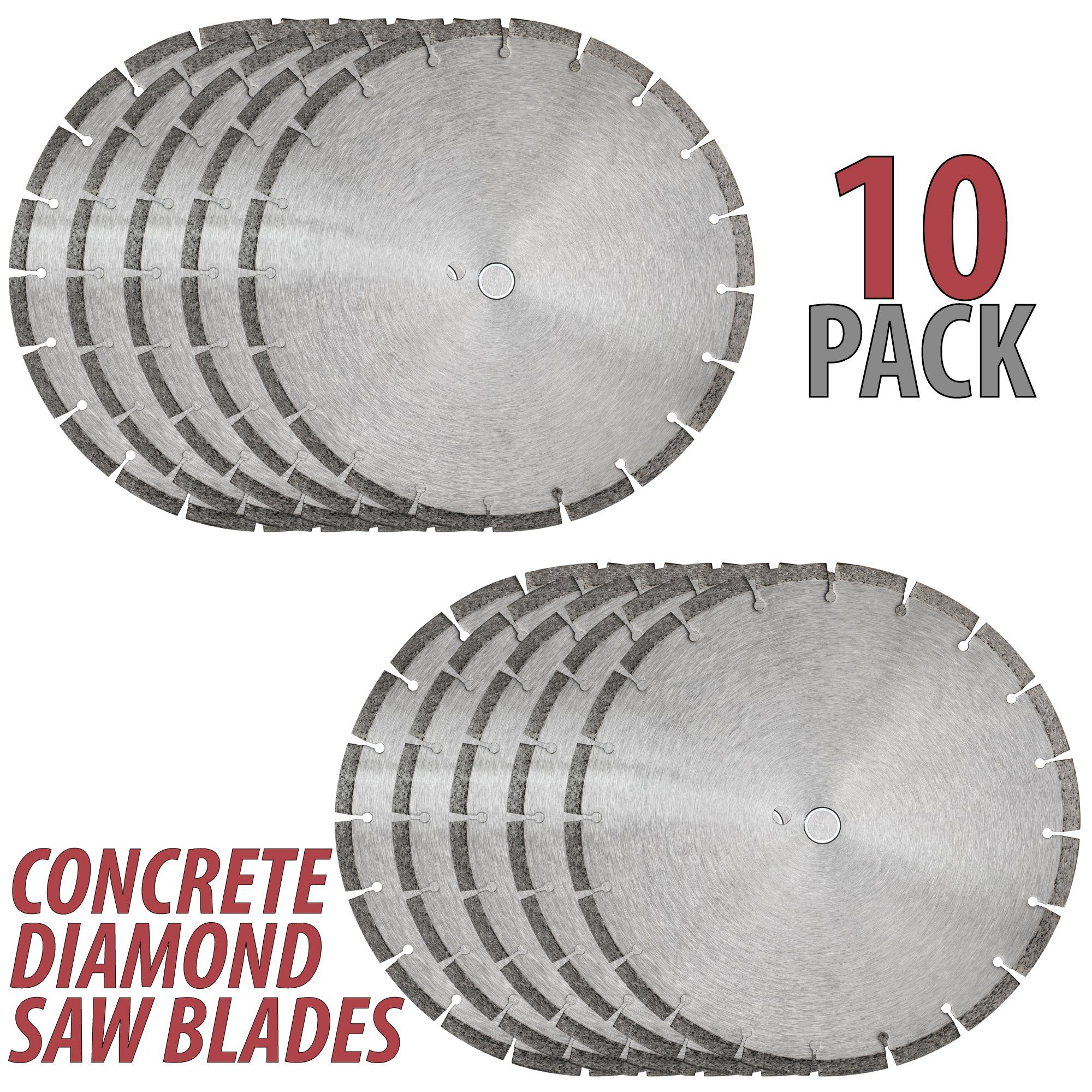 10 Qty 14 Diamond Saw Blade Concrete Brick Block Stone Rock Masonry 10mm Segment Details Can Be Found By Clicking On Th Concrete Bricks Concrete Brick Block