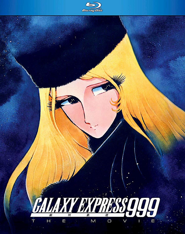 GALAXY EXPRESS 999 THE MOVIE BLURAY (DISCOTEK MEDIA