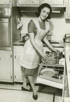 1950s House Dresses And Aprons History Pinterest Schürze