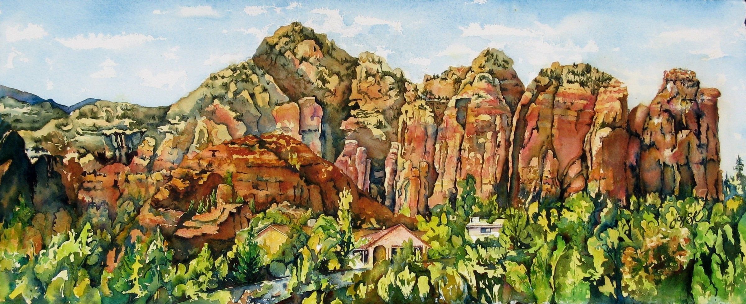 Coffee Pot Rock Sedona, Arizona Nature, Rock, Sedona arizona