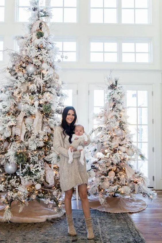 Traditional Christmas tree decorates your room 2020 in ...