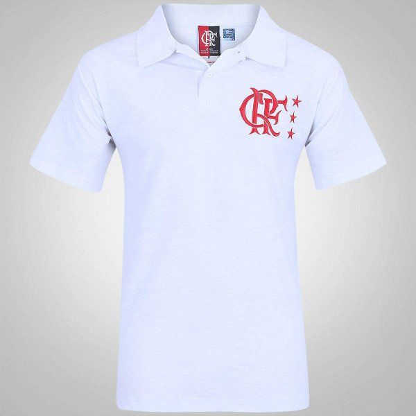 c7e0fa50b3f6b Camisa Polo Braziline Flamengo Summer ADT | Blusas | Flamengo e ...