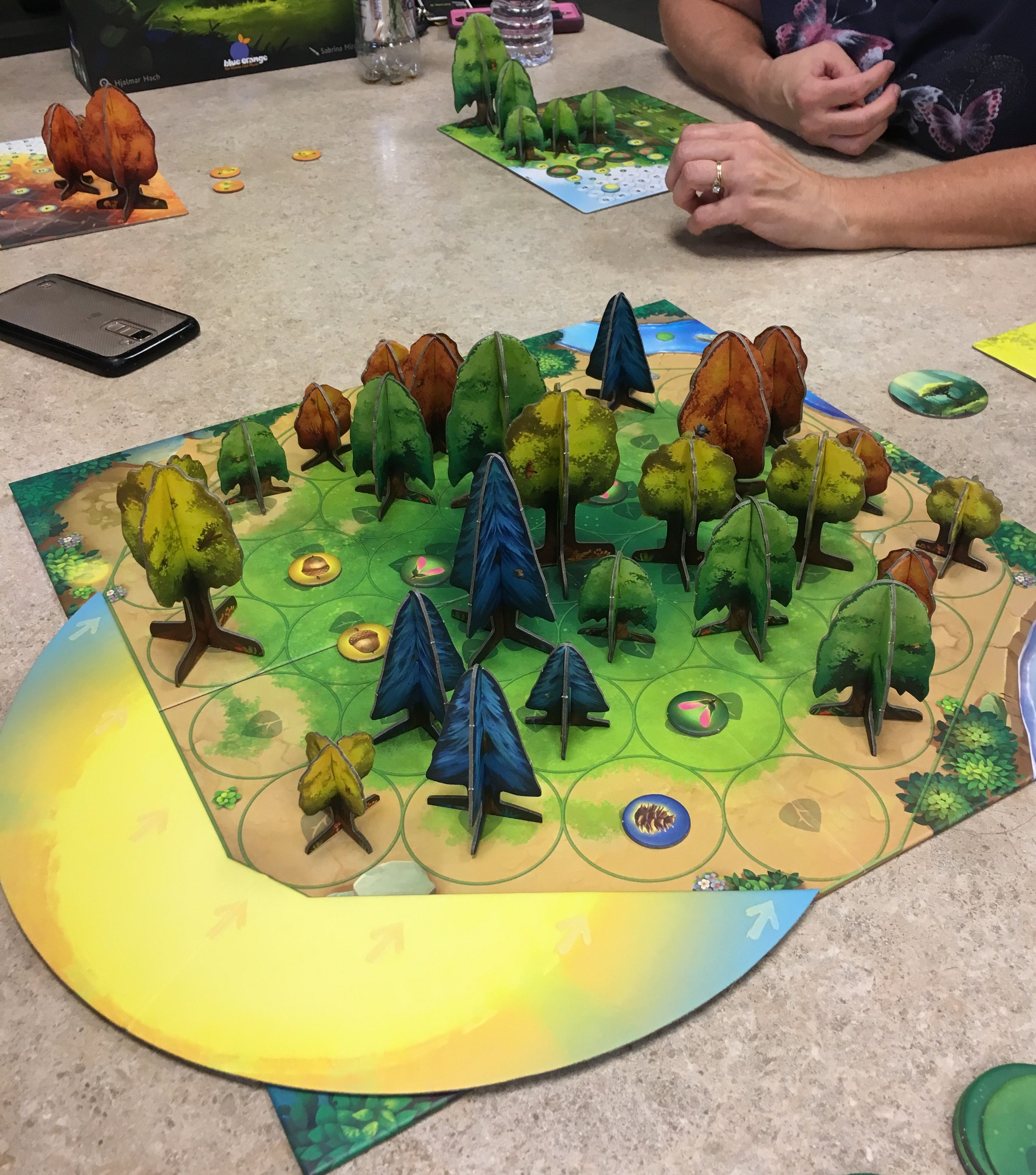 Photosynthesis easy to learn good production great depth photosynthesis easy to learn good production great depth gorgeous look agricola board gamephotosynthesisboard gamestrikefo Images