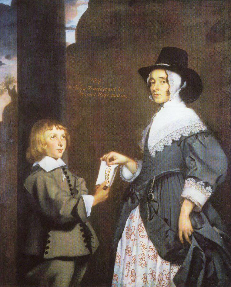 1645 Ester Tradescant-and-step-son