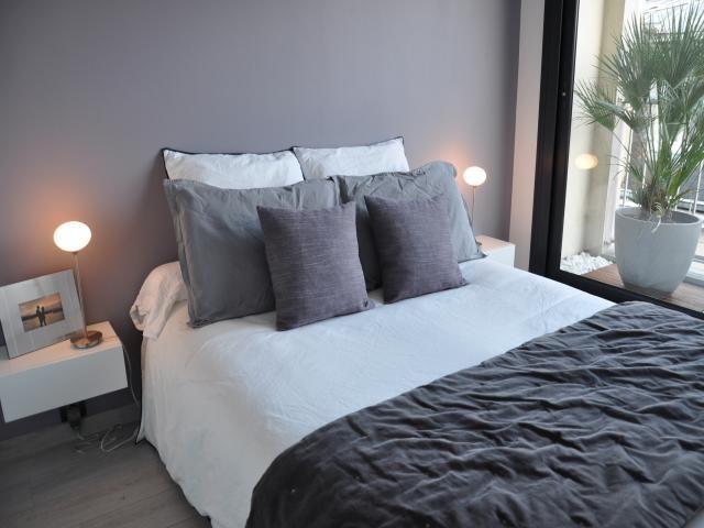 Photos décoration de Chambre d\u0027adulte/suite Moderne/Design