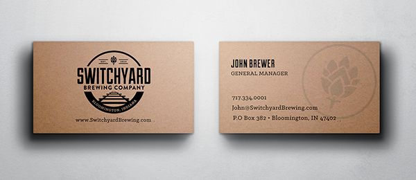 Elyse myers design indianapolis graphic design switchyard logo elyse myers design indianapolis graphic design switchyard logo brewerylogo beer beerlogo modern logobusiness card reheart Gallery