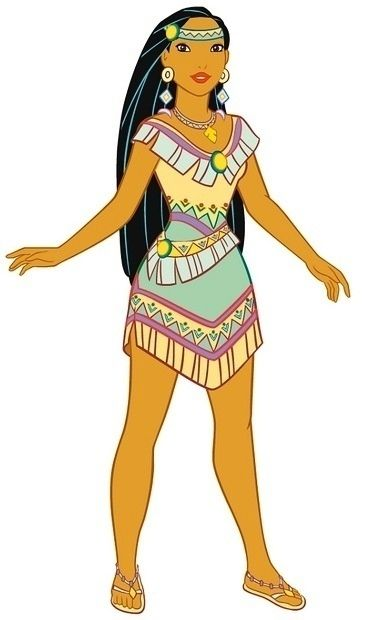 Racism in Pocahontas