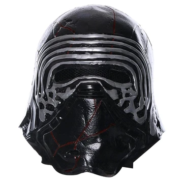 Mens Wet Look PVC Head Mask Spandex Full Head Hood Costume 3 Holes Stage Cosplay