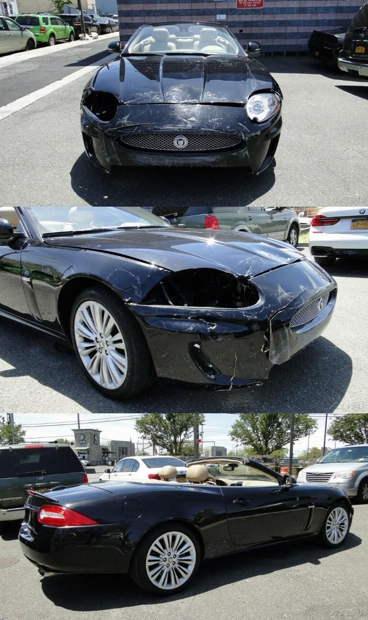 stylish 2010 Jaguar XK 5.0L V8 repairable in 2020 | Jaguar ...
