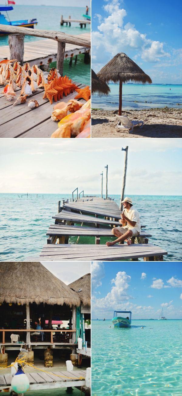 A Mini Guide to Isla de Mujeres, Mexico - Style Me Pretty Living