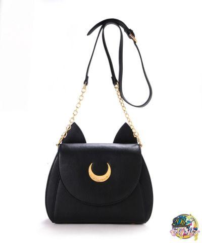 sailor moon collectibles Luna Purse