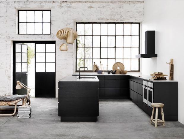 Deko-Ideen aus Skandinavien Pur Küche  - ideen für die küche