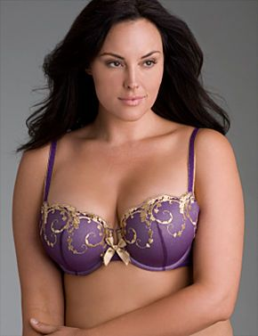 A-2356 Softcup Embroidered Bra Price: $52.95 | SALE | Pinterest ...
