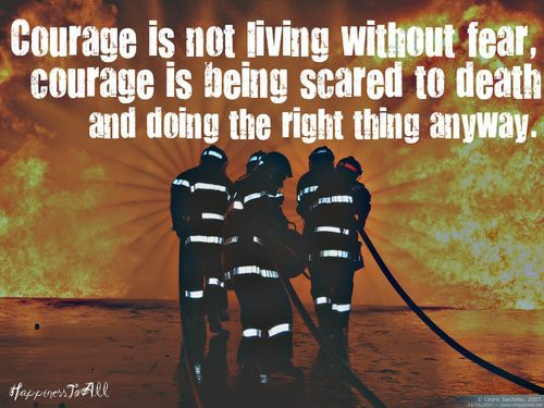 Awesome Firefighter Quotes Inspirational Quotes Firefighter