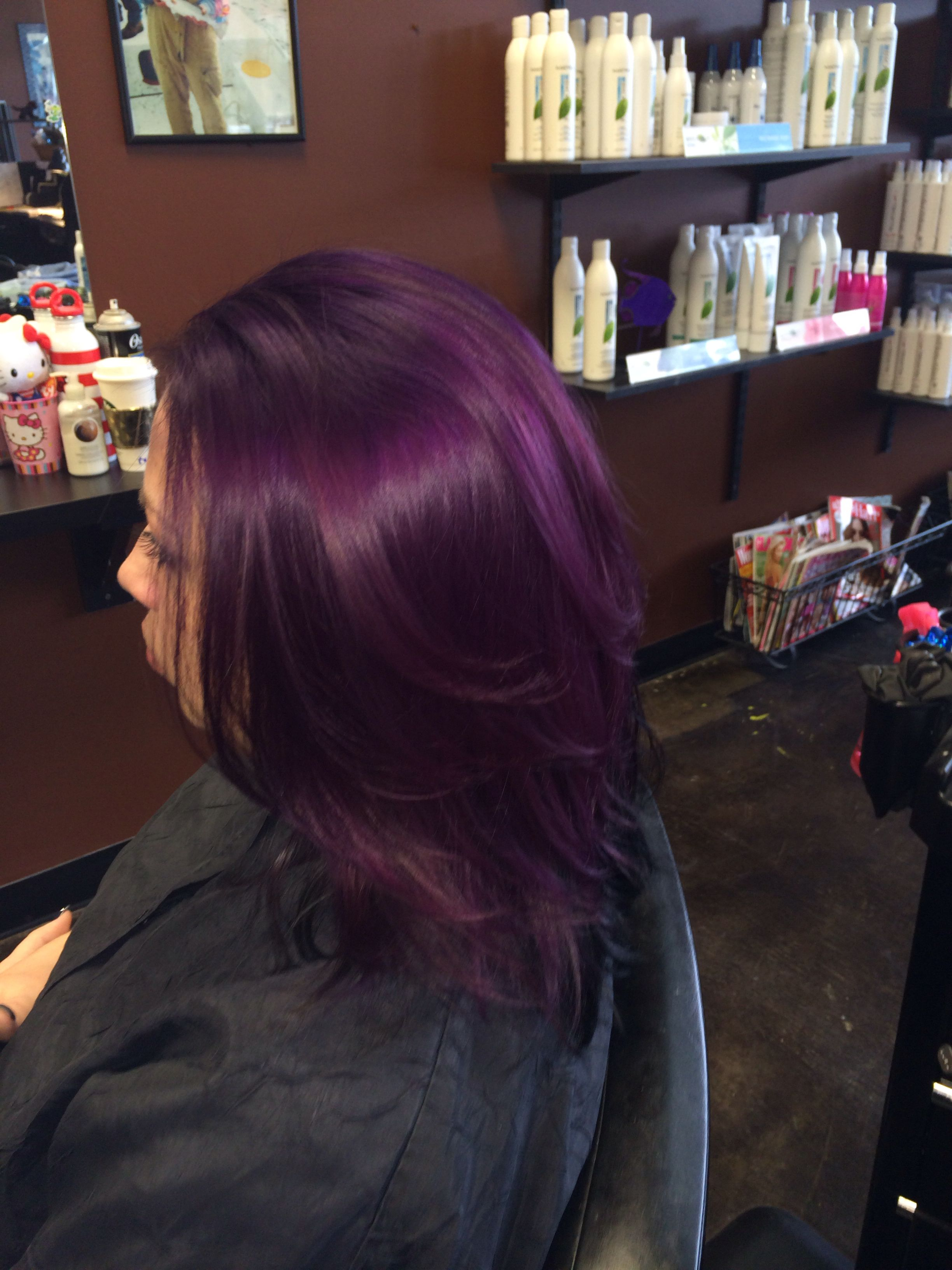Manic Panic Purple Haze By Natasha Norris Shear Beauty