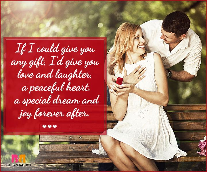 Best Marriage Proposal Quotes That Guarantee A Resounding ...