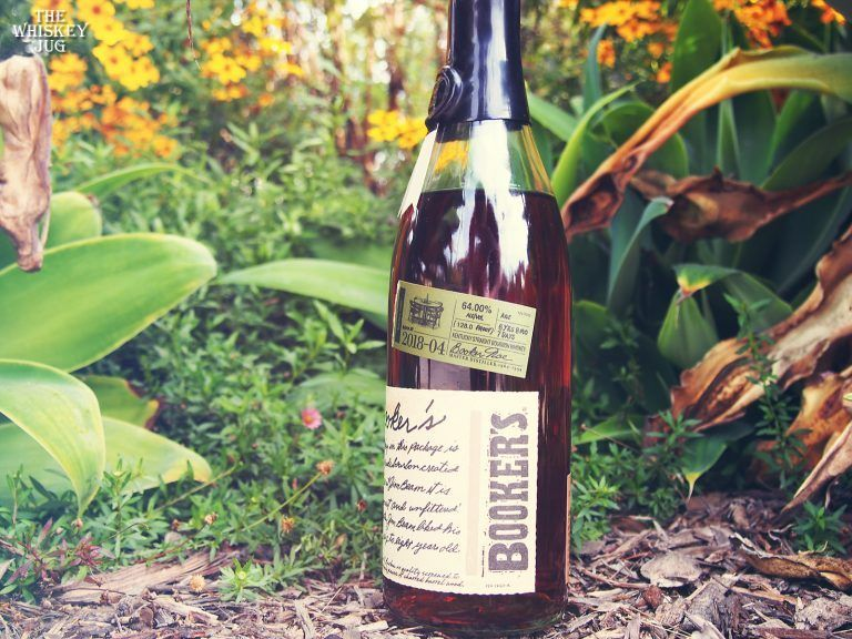 Bookers 201804 kitchen table review whiskey bourbon