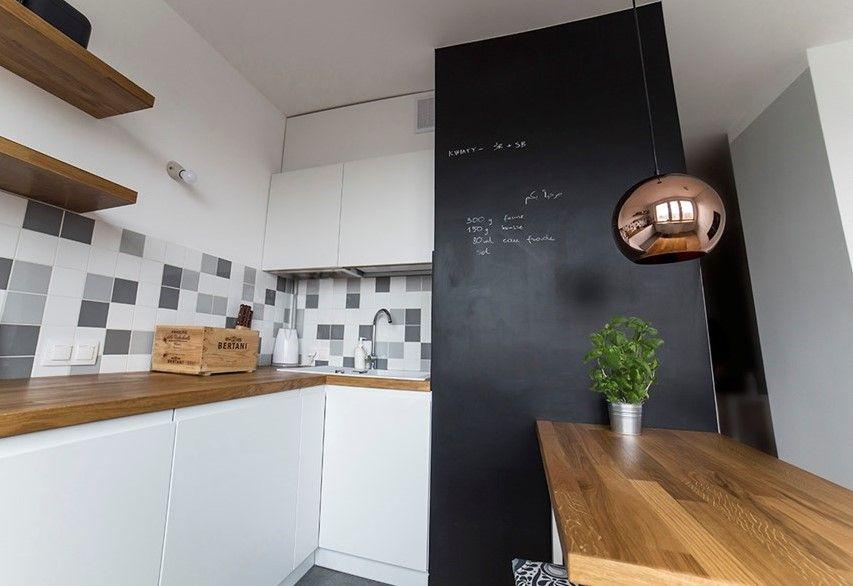 Metamorfoza 1 Kuchnia Lazienka Przedpokoj Mieszkanie W Bloku Dominika Bodenko Kitchen Interior Home Decor Home