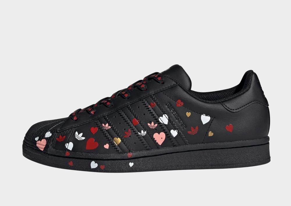 Buy adidas Originals Superstar Valentines Day Women's in