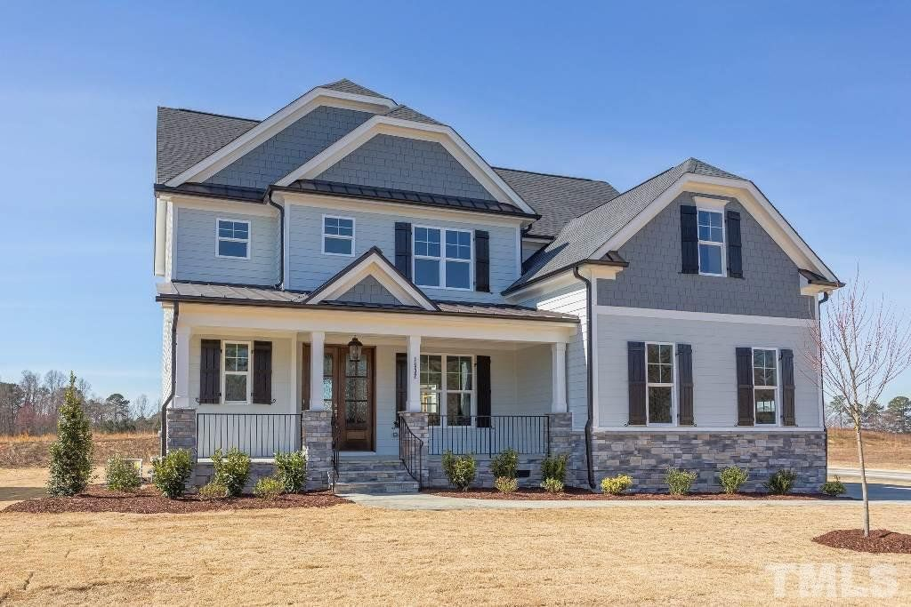 Pleasing 1532 Sweetclover Drive Wake Forest Nc 27587 Home For Sale Home Interior And Landscaping Ologienasavecom