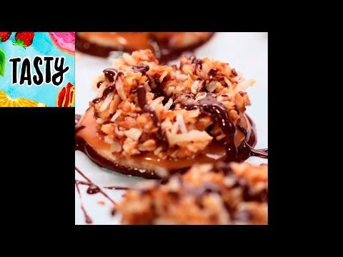 Buzzfeed tasty youtube facebook video homemade samoas tasty buzzfeed tasty youtube facebook video homemade samoas tasty youtube tasty videosfood videosrecipe forumfinder Image collections