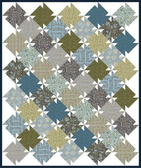 Free Charm Pack Quilt Pattern Quilting Tutorials Charm Pack