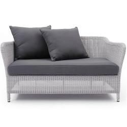 Reduced garden sofas Reduced garden sofas 2seater sofa Maple gray 63x1325x85 In modern cities it is sort of impossible to sit in a very house with