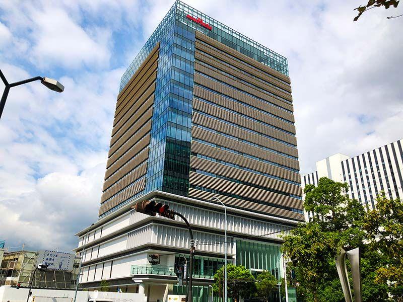 村田製作所 みなとみらいイノベーションセンター が完成 ほぼ イノベーション みなとみらい みなとみらい21