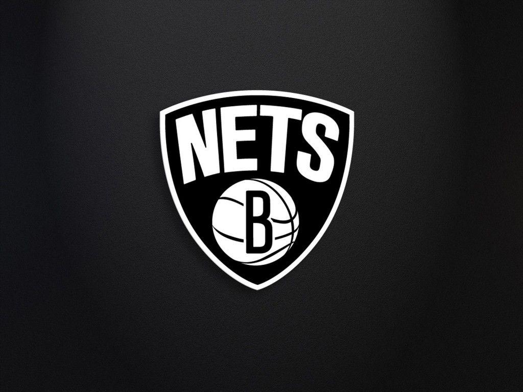 Brooklyn Nets Logo Wallpaper Nba Wallpaper Lovers