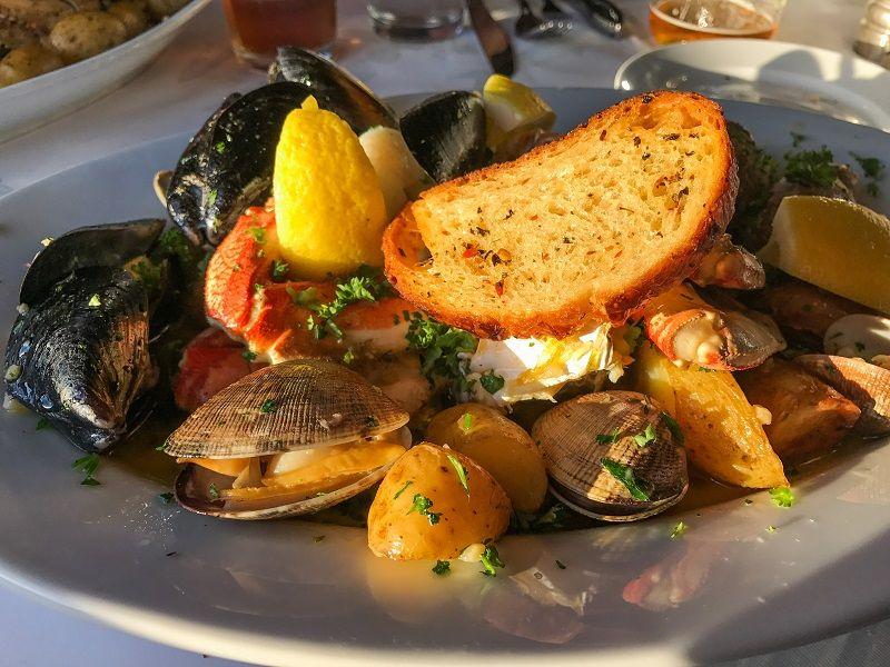 Francisco Eat San Where Seafood