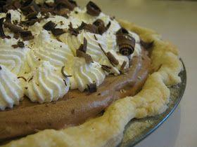 French Silk Pie - Recipe from [stuff] by sara