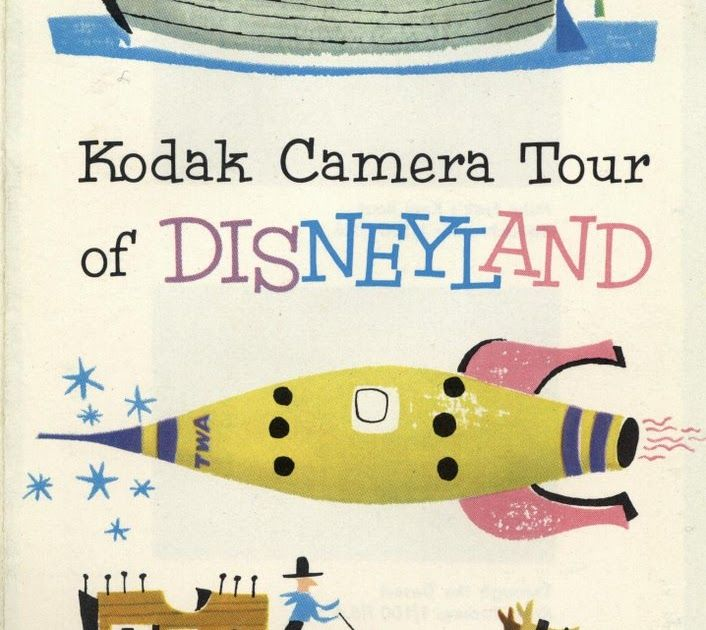 Did you ever wonder why there are so many spectacular Vintage Disneyland photo's on the great blogs I have linked? It's all because of great...