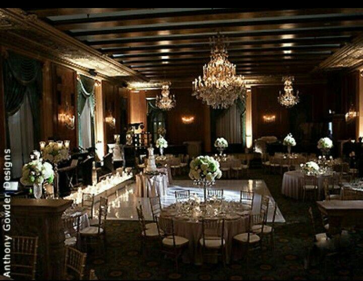Intercontinetal chicago | Chicago wedding venues, Wedding ...