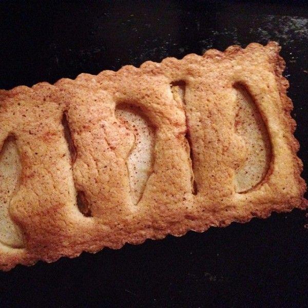 #glutenfree pear cake