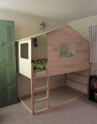 en vente pour la somme de 229 le lit kura dikea est lun des lits pour enfants les plus abordables que vous puissiez trouver sur le march - Lit Kura