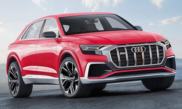 Audi Rs Q8 2020 Motor Ausstattung Autozeitung Auto Neuheiten Und Audi