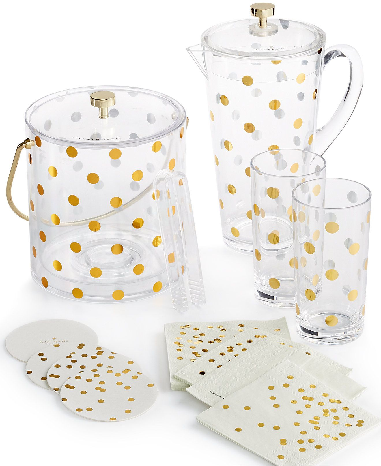 Diy Wine Glasses Gold Dot Kate Spade Knock Off Cricut