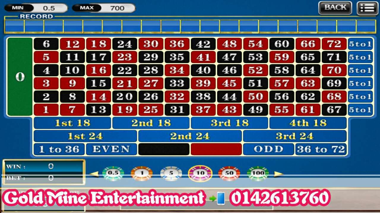 Pin by Gold Mine on Gold mine Roulette, Roulette game