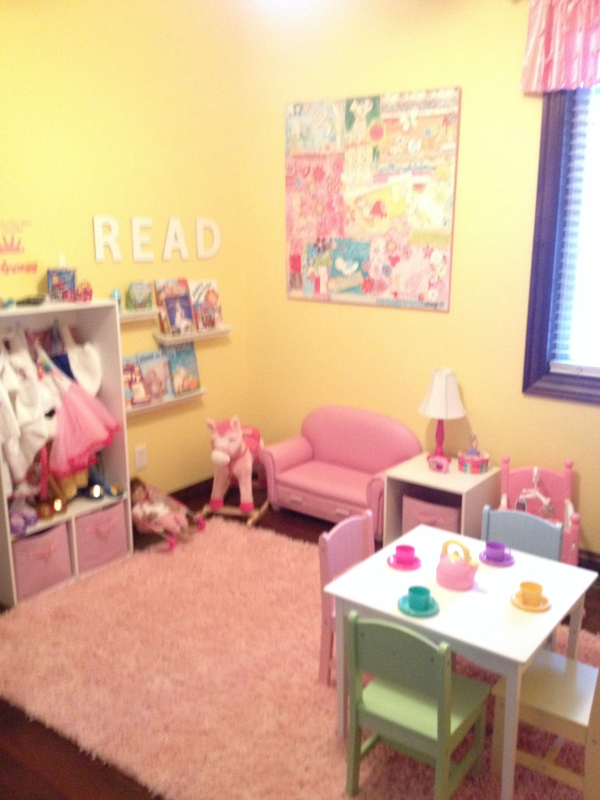 Little Girls Playroom Toddler Playroom Shared Girls Room Girl Room