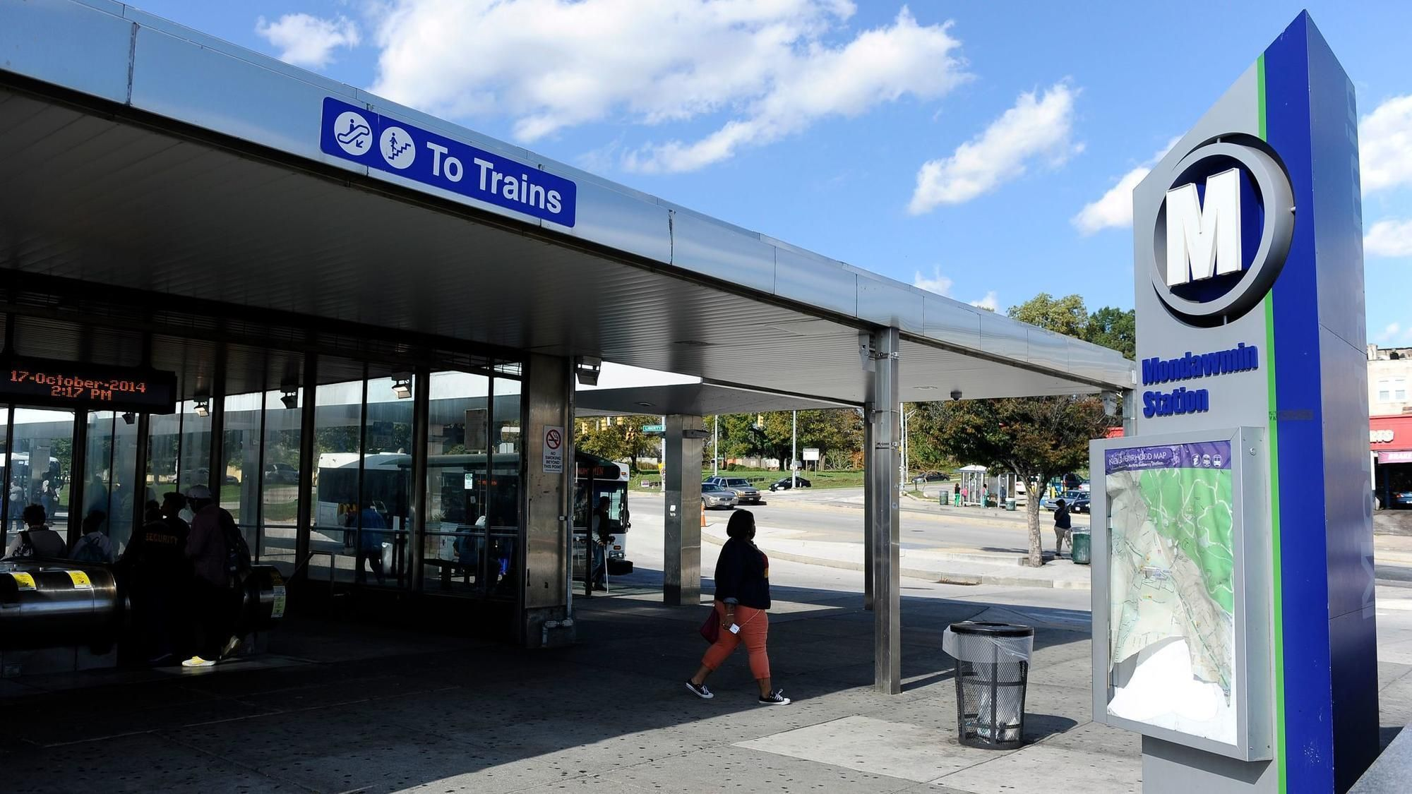 Entire baltimore metro system to close for a month for