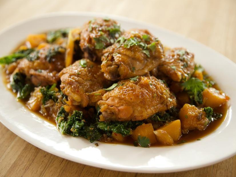 Sweet Heat Chicken Thighs Recipe In 2019 Asian Meals Chicken